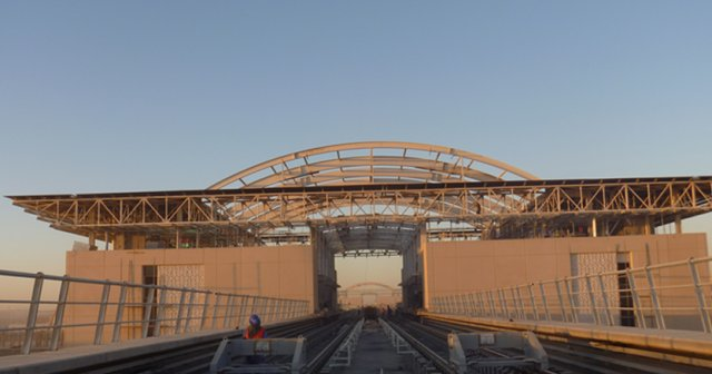 Princess Noura University Metro Stations, Riyadh – Saudi Arabia, 2,500 MT, 2013 - Our Projects